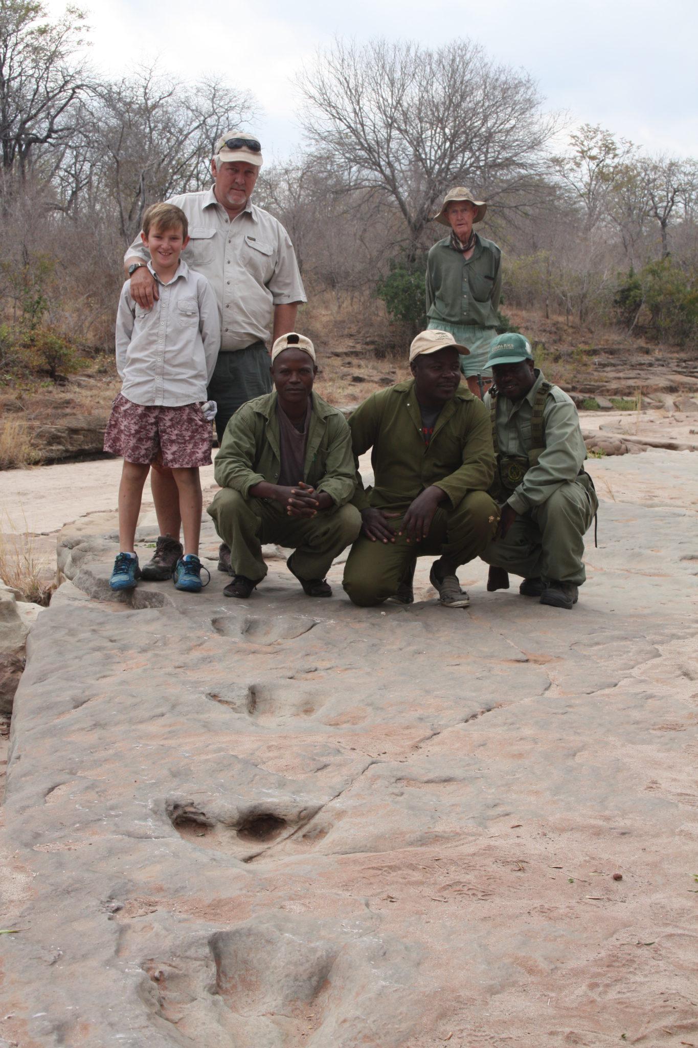 Dinosaur Delights Chewore & Zambezi canoeing safari in Zimbabwe