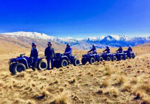Wanaka Mountain Quad Bike Tour