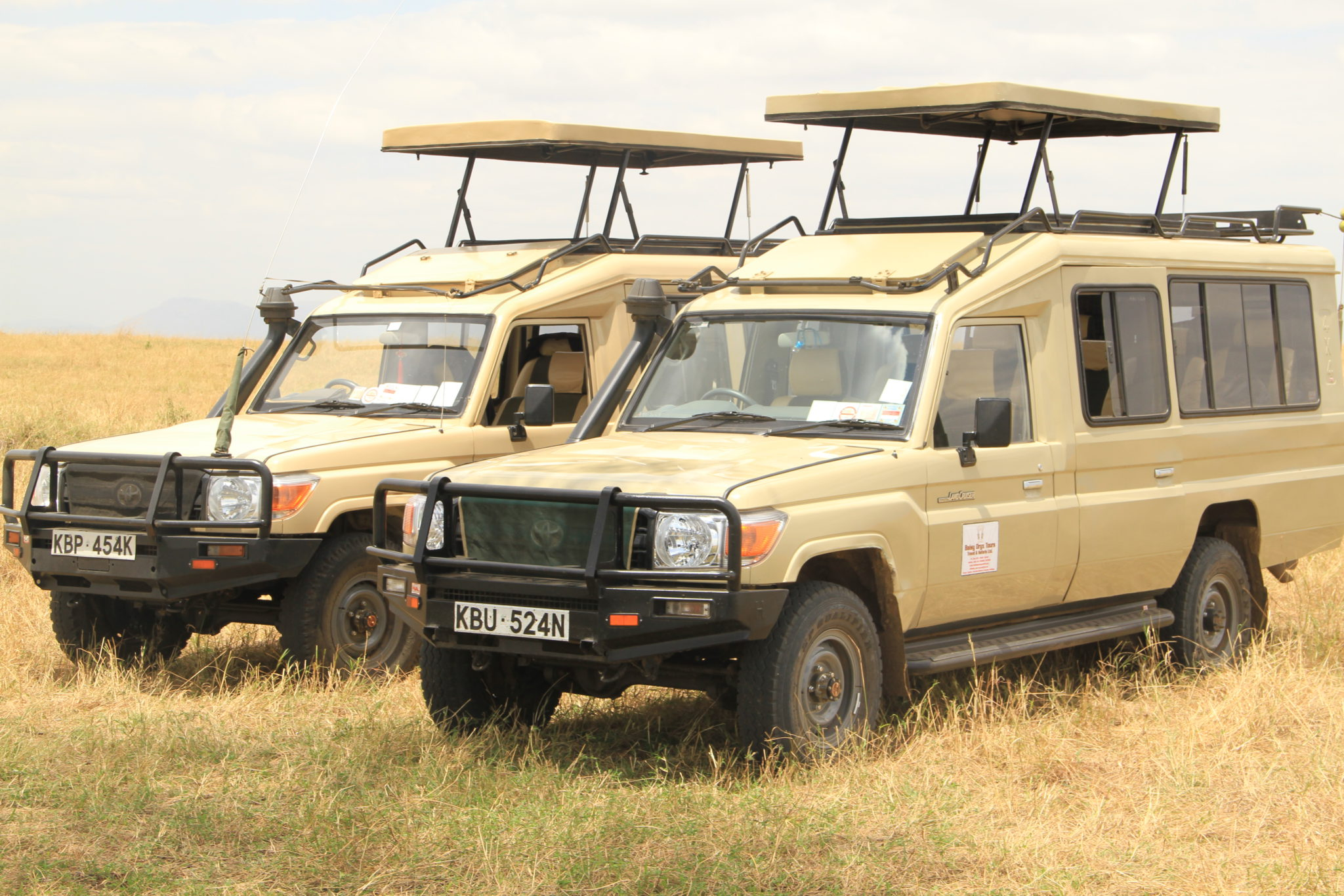 6 Day Amboseli, Nakuru, Naivasha & Masai Mara Luxury Safari