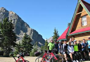 Jasper to Banff Bike Ride