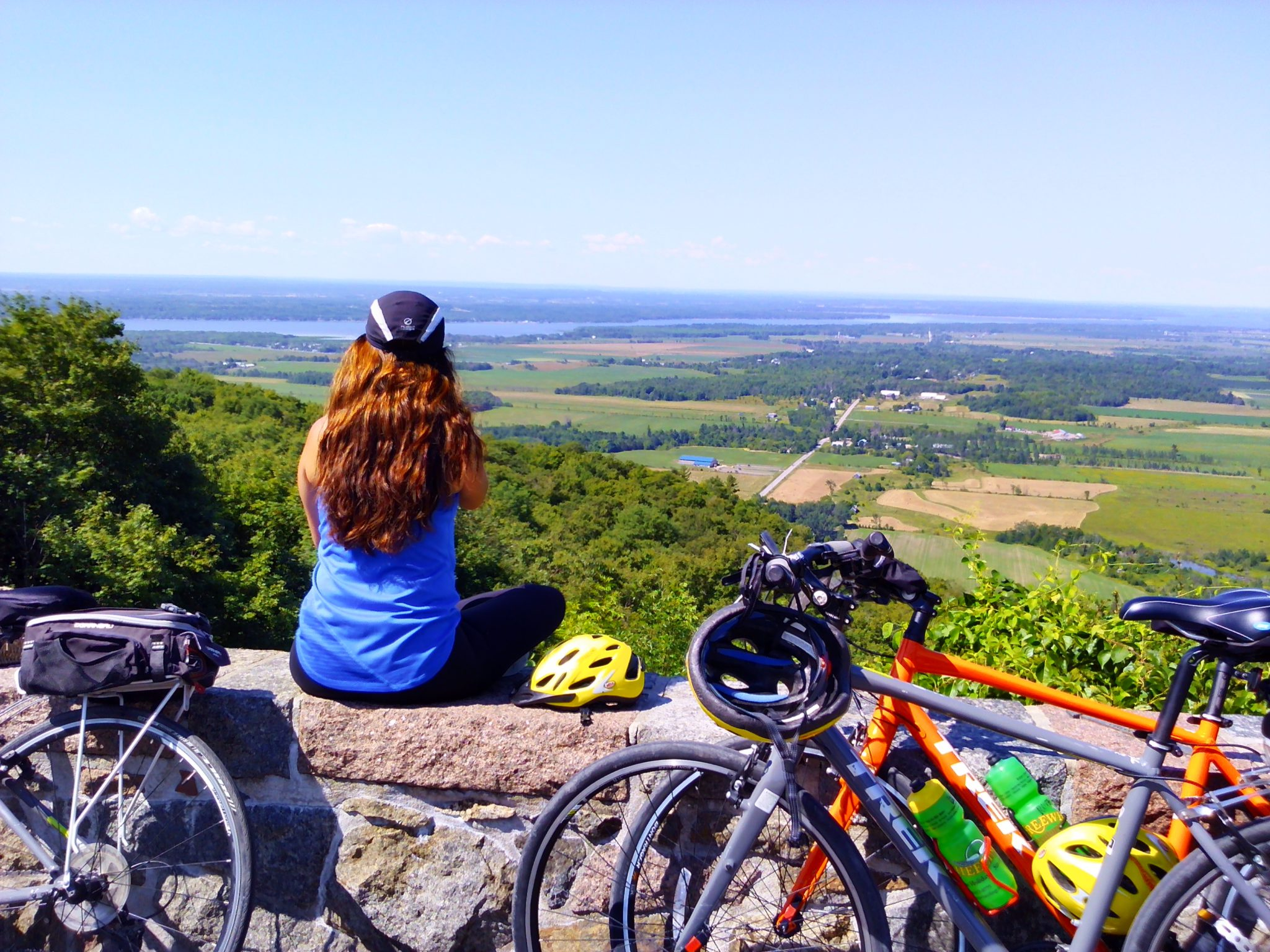 Cycle Montreal to Ottawa: Laurentian Mountains Bike Ride