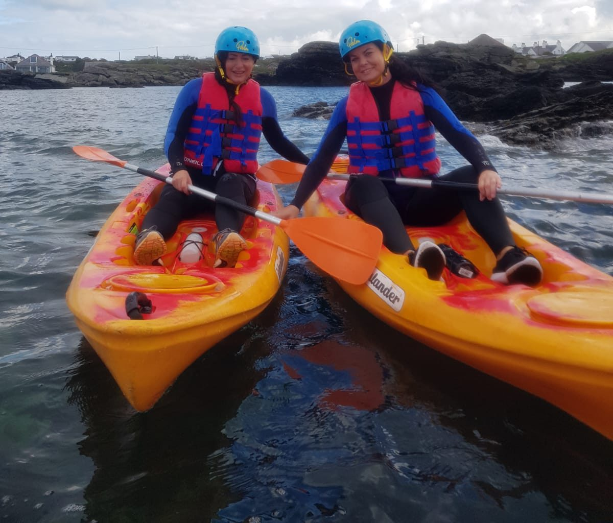 Anglesey Kayaking Experience: Kayak in Wales
