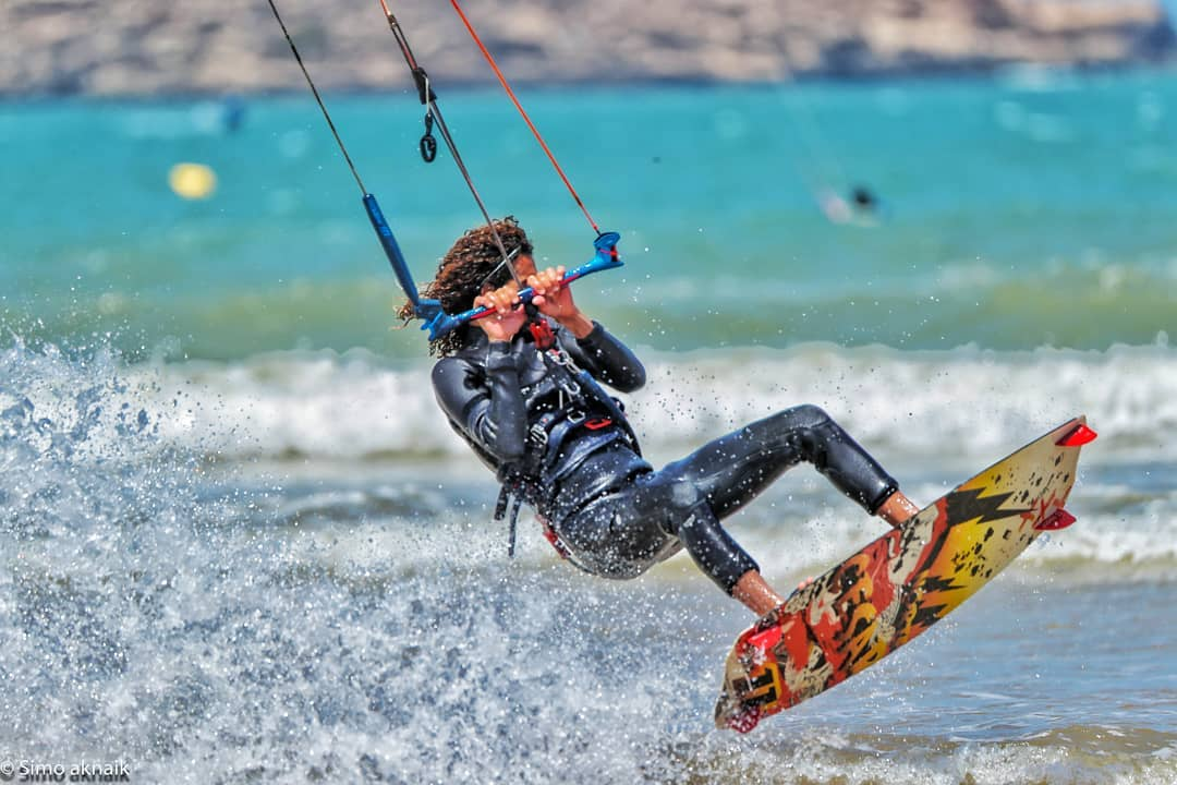 Sidi Kaouki kitesurfing course near Essaouira in Morocco