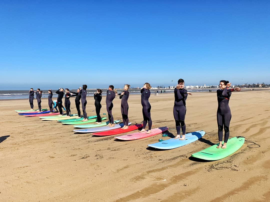 Sidi Kaouki surfing lessons: Essaouira surf course in Morocco
