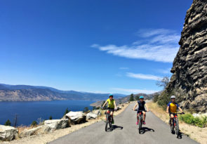 Cycling in British Columbia