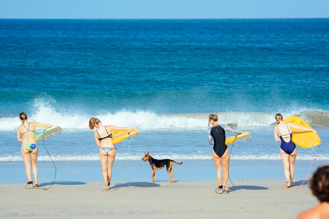 8 Days Surfing in Costa Rica and Party at Tamarindo