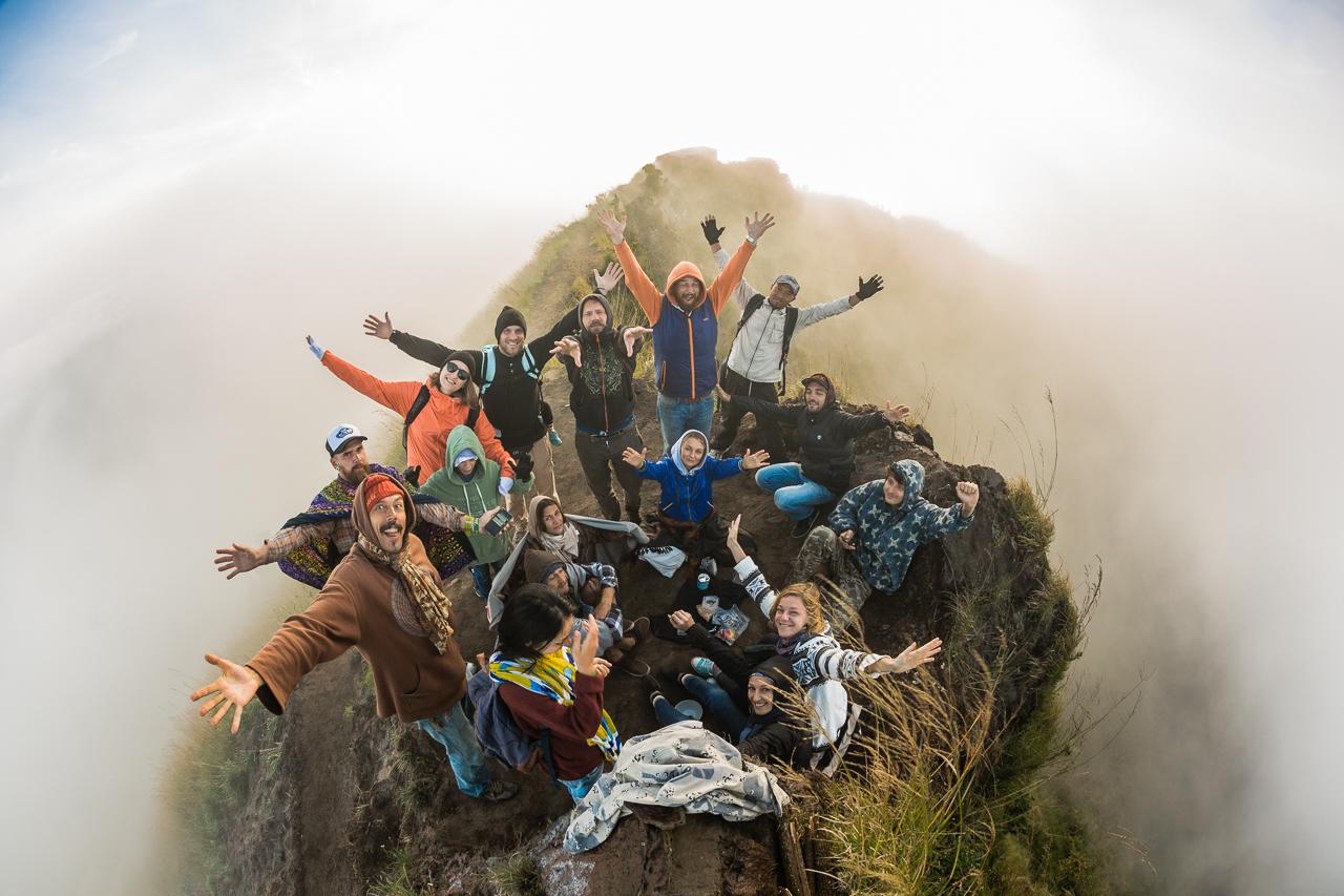 Mount Batur Sunrise Hike: Bali Private Hiking Tour