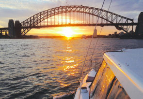 Sunset Sydney Harbour Cruise