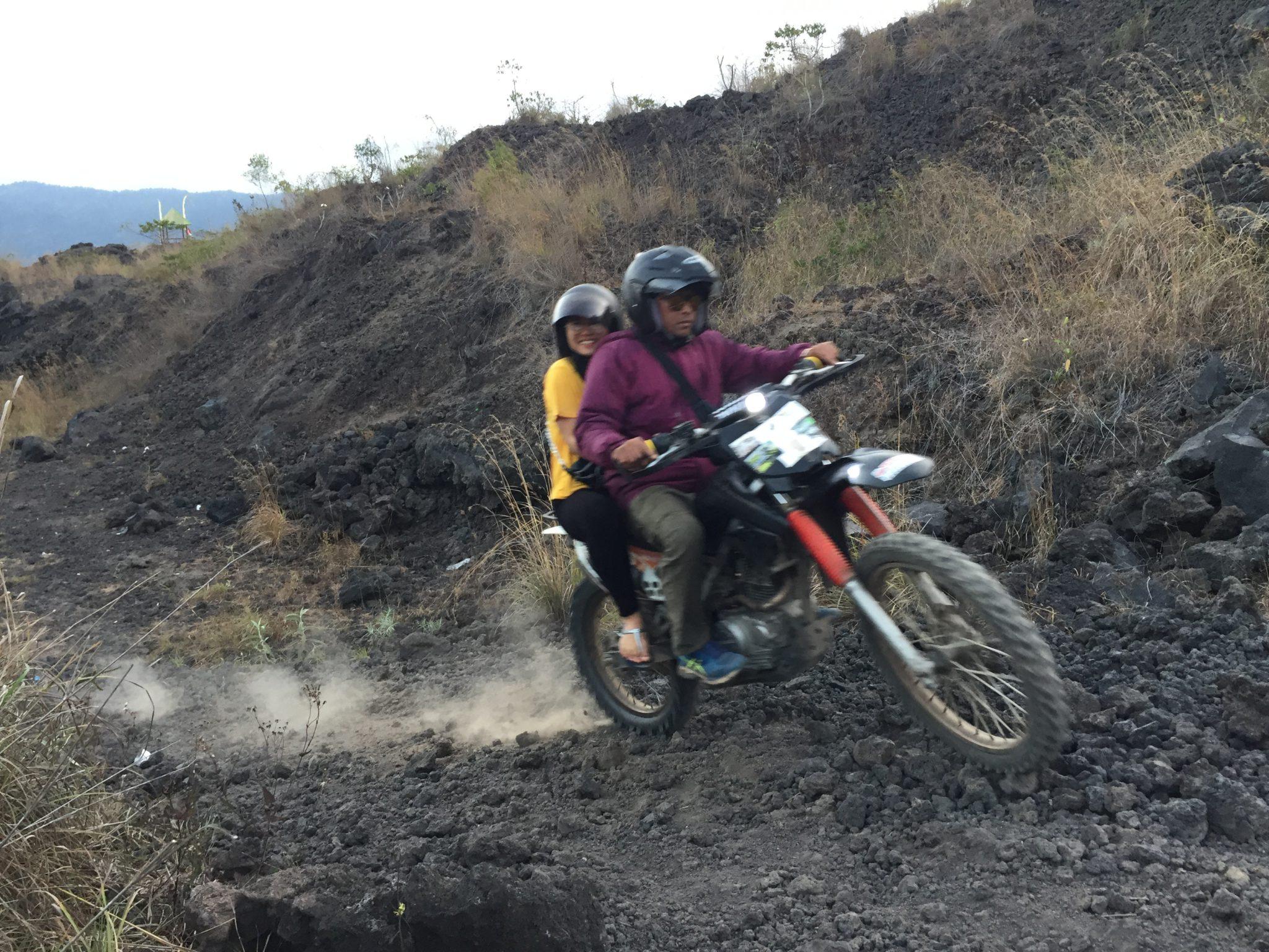 Mount Batur Volcano Ryders MX Tour: Bali Trail Bike Adventure