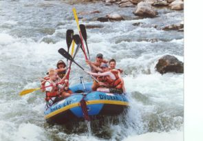 Gunnison River Gorge Float Whitewater Rafting Trips in Colorado