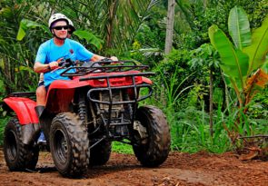 multi action sports adventure in Bali