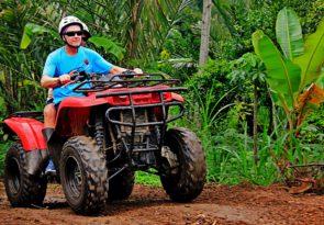 multi action sports adventure in Bali