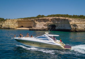 Private Afternoon Yacht Charter from Albufeira, Algarve