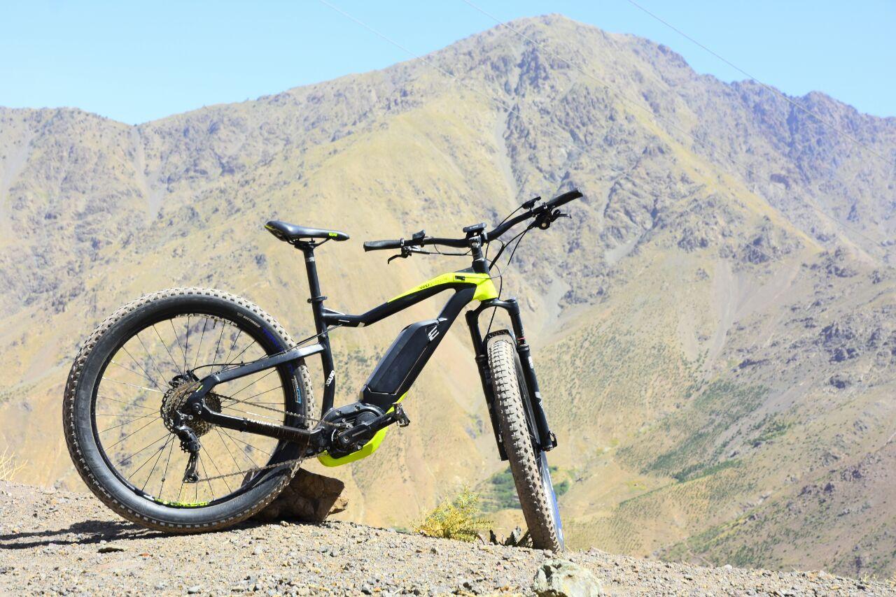 2 day Morocco electric mountain bike tour of the Atlas Mountains