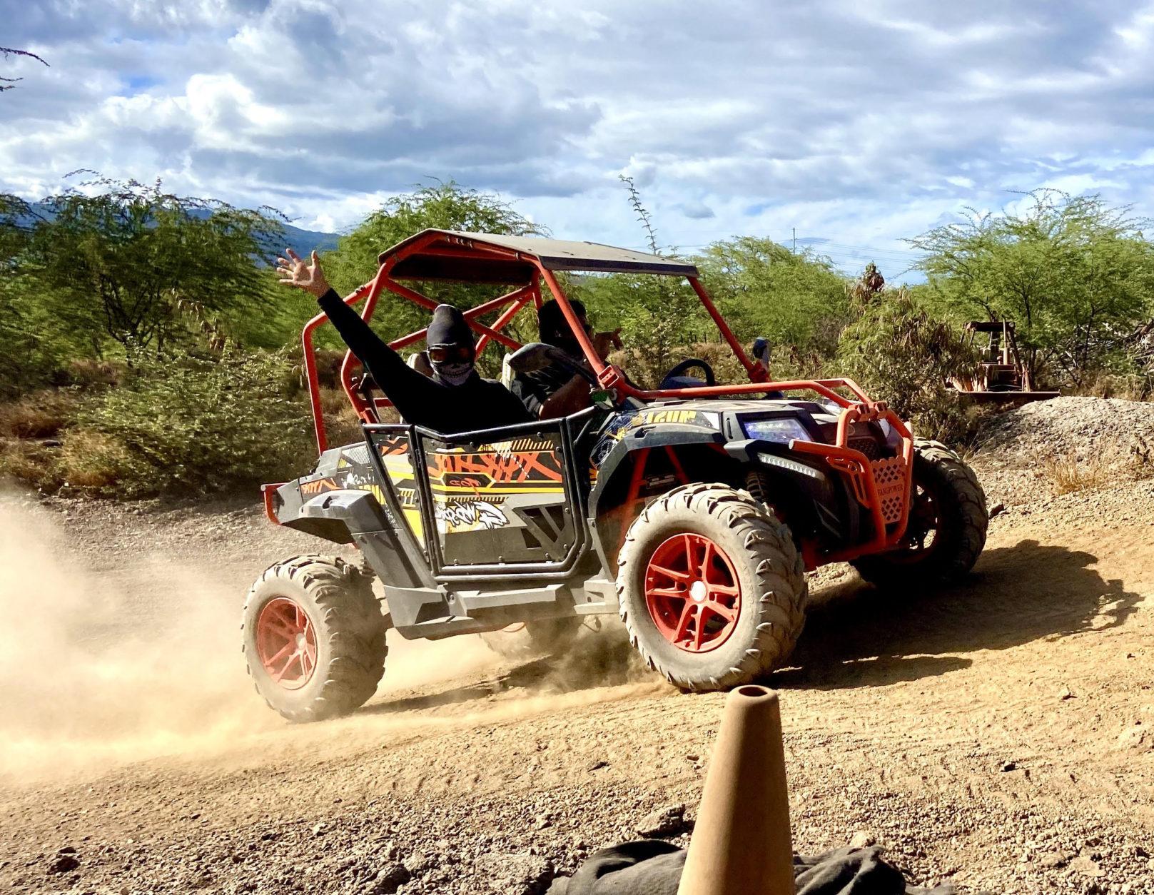 Hawaii ATV Off-Road Adventure Tour in Honolulu