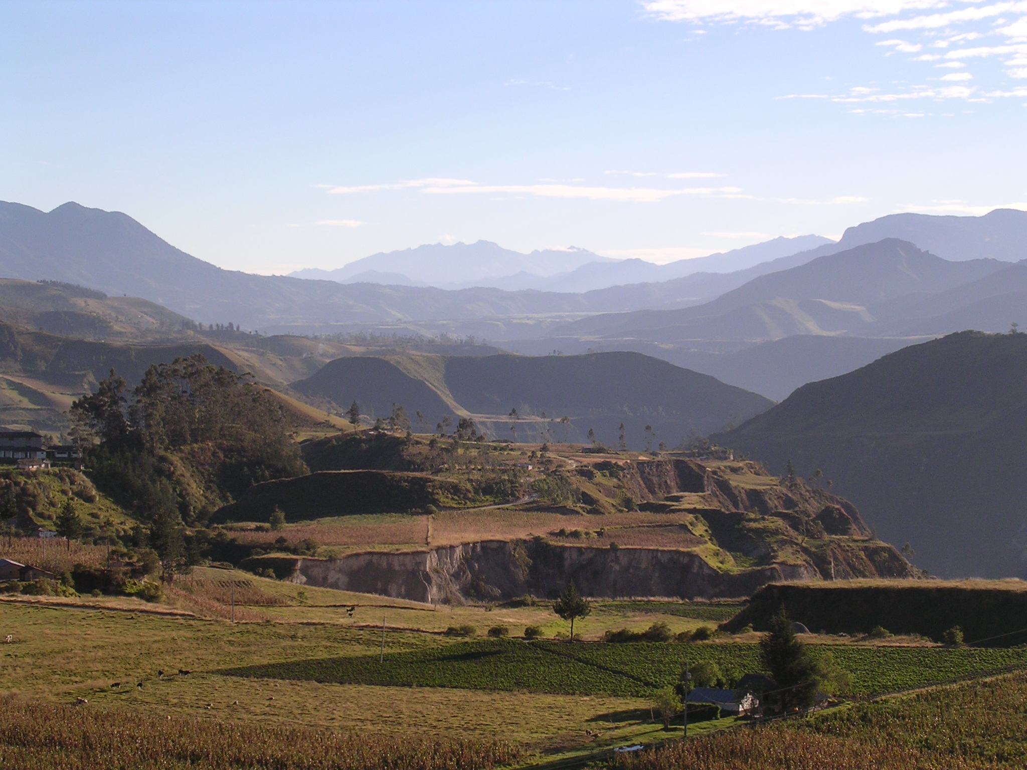 Hike, Bike, Ride, Sweat & Stretch in the Ecuador Andes