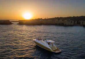 Algarve Private Sunset Yacht Charter from Marina de Albufeira