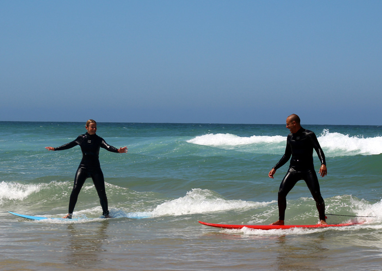 Portugal surf day trip in Ericeira World Surfing Reserve + photos