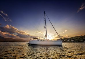 Greek Islands sailing holiday in the Sarionic Gulf