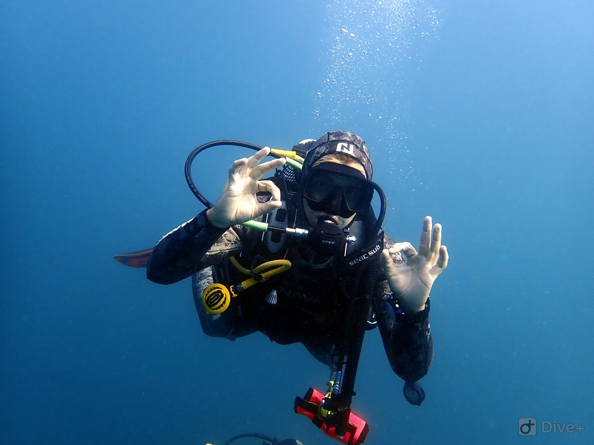 Try Scuba Diving in the Algarve at Marina de Albufeira