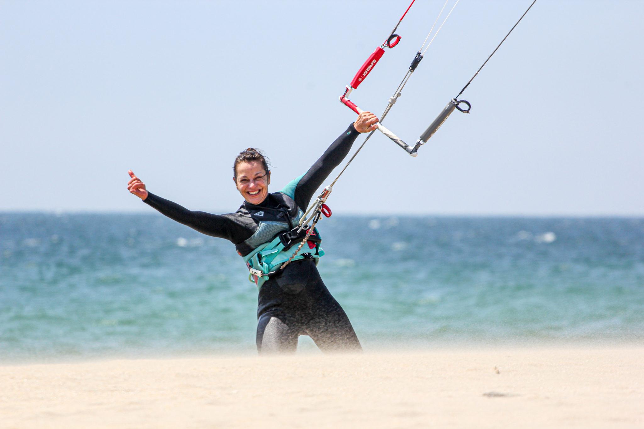 Kitesurf Camp in Peru: Peruvian North Shore kitesurfing holiday