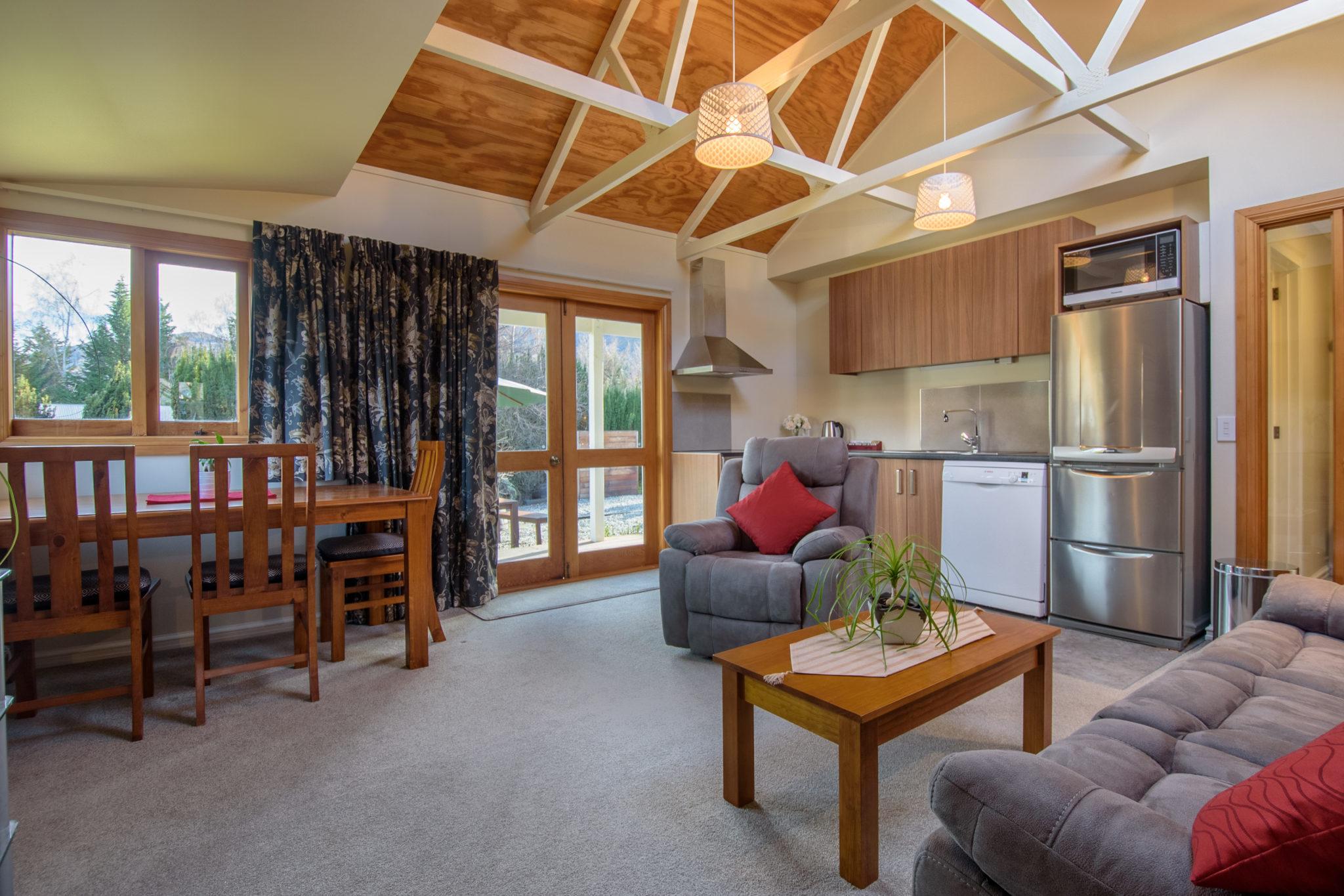 2 Bedroom Apartment at Coronet Peak in New Zealand