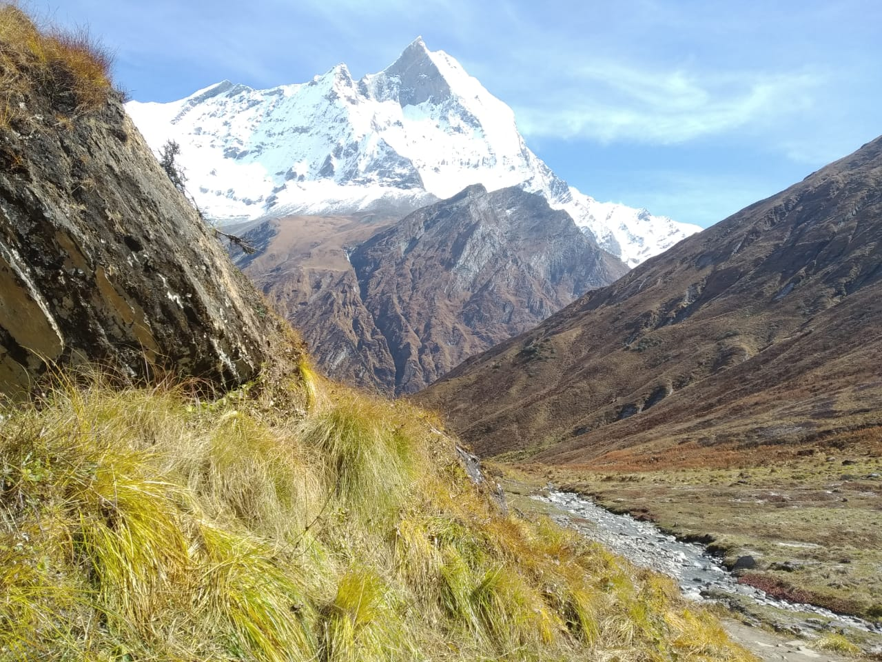 10 day Langtang Valley trekking holiday in Nepal