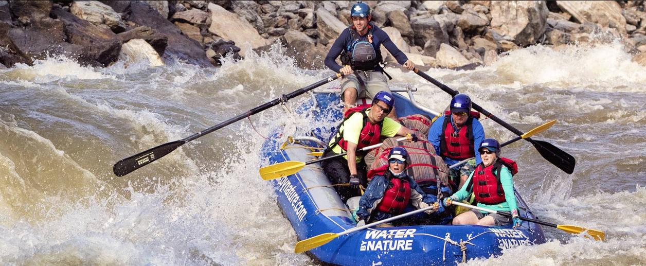 11 day Karnali River rafting trip in Nepal