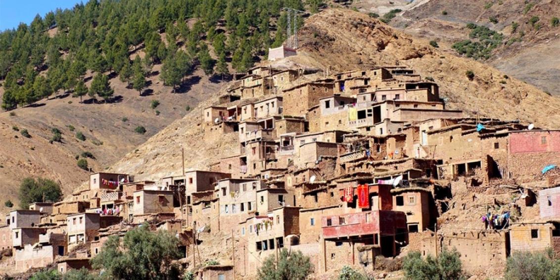 2 day High Atlas trekking trip in Morocco: Berber Villages trek