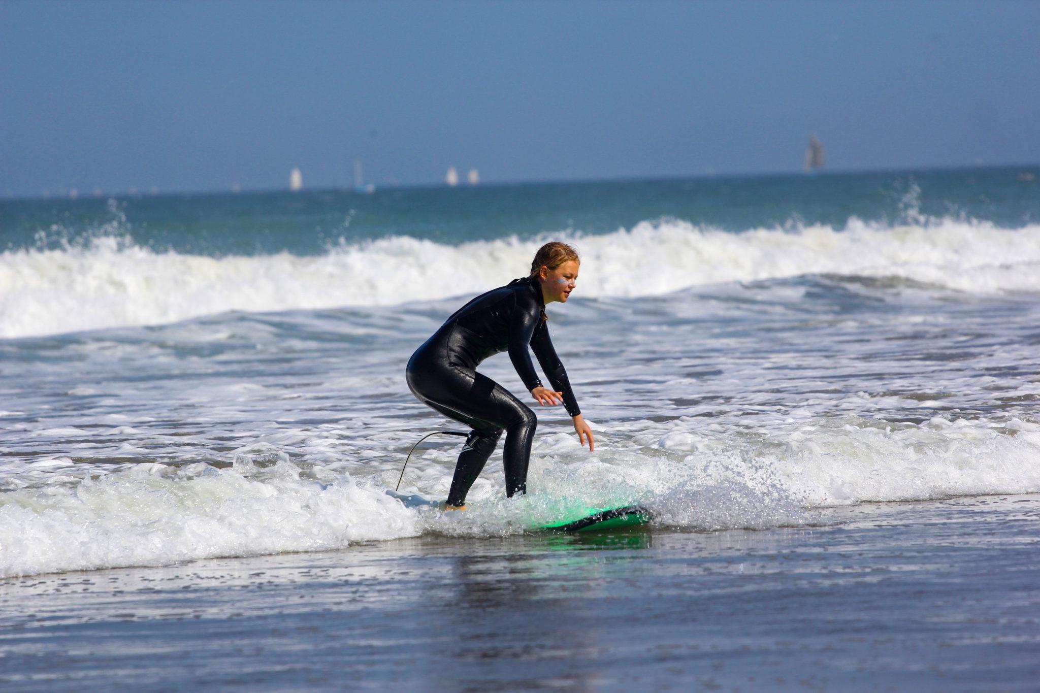 Peruvian North Shore surfing holiday: Beginner surf camp in Peru