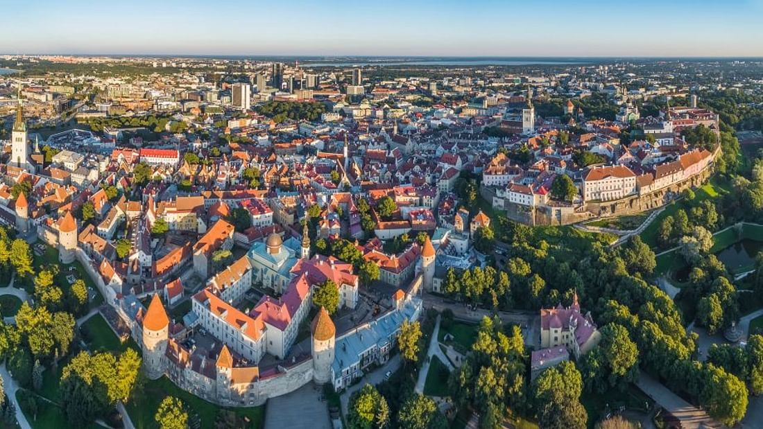 7-Day summer overland tour of Finland, Estonia and Sweden