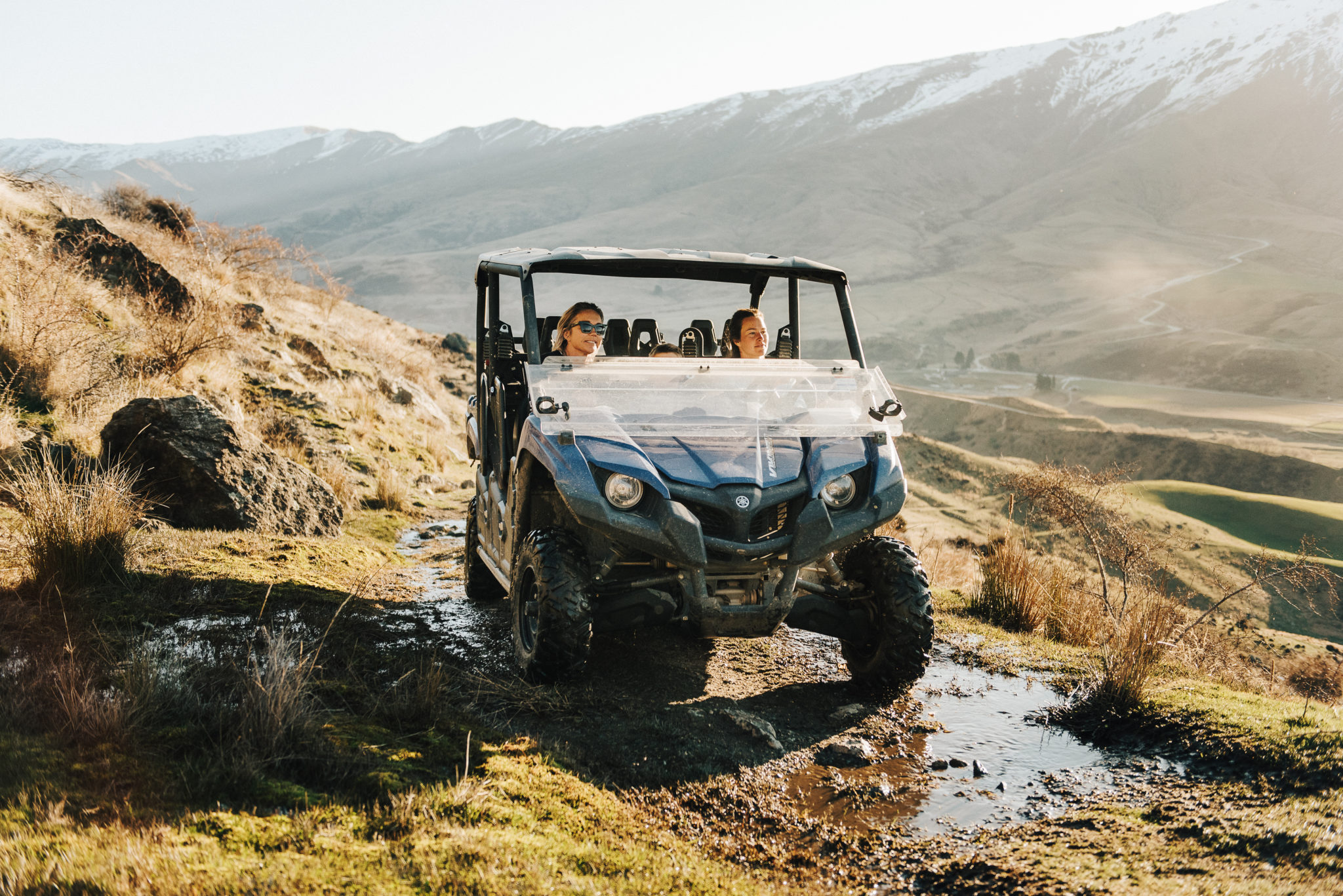 Wanaka 6-seater 4×4 Buggy Rides in New Zealand