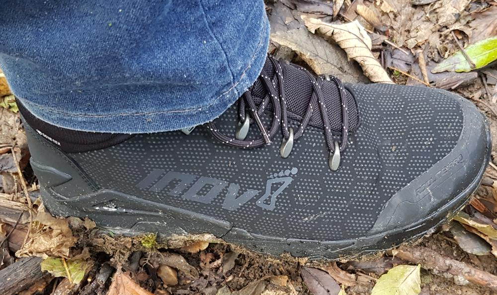 Inov-8 Roclite Pro G 400 review_ Lightweight Gore-Tex hiking boots