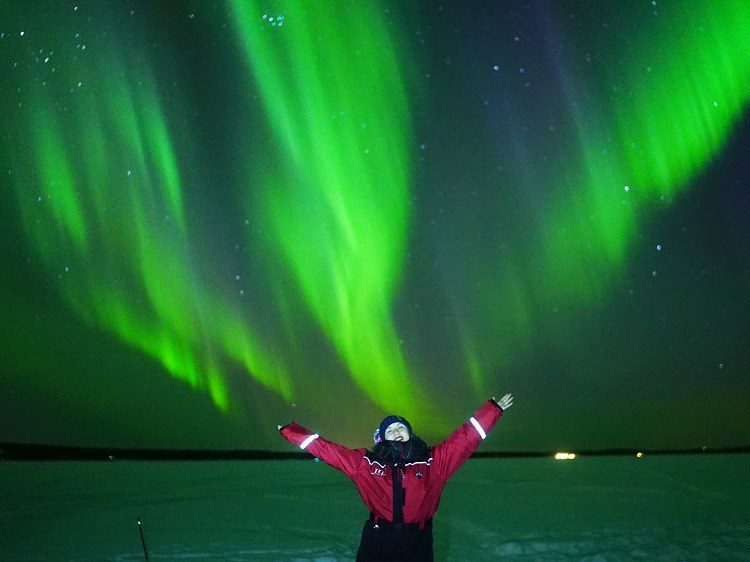 Northern Lights Lapland Photography Tour in Finland