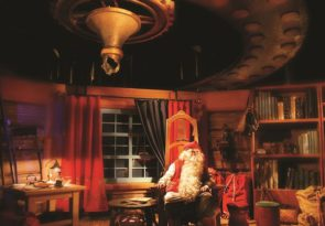 Santa Claus Lapland Experience by Snowmobile & Sleigh