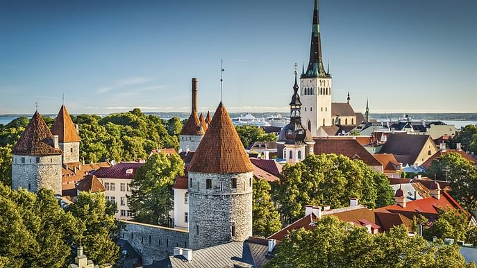 5 day summer Baltic overland tour of Estonia and Finland