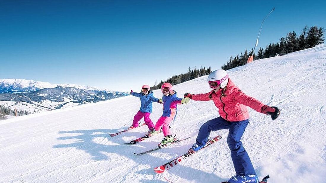 Slalom & Alpine Skiing in Lapland