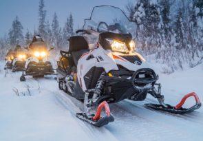Lapland Snowmobile Arctic Adventure