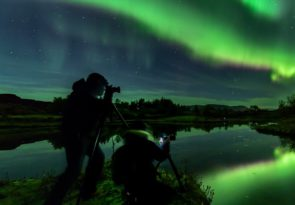 Lapland Northern Lights Photography Arctic Adventure