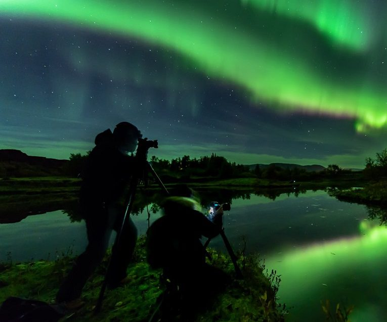 Hunt the Arctic skies for the Northern Lights in Lapland