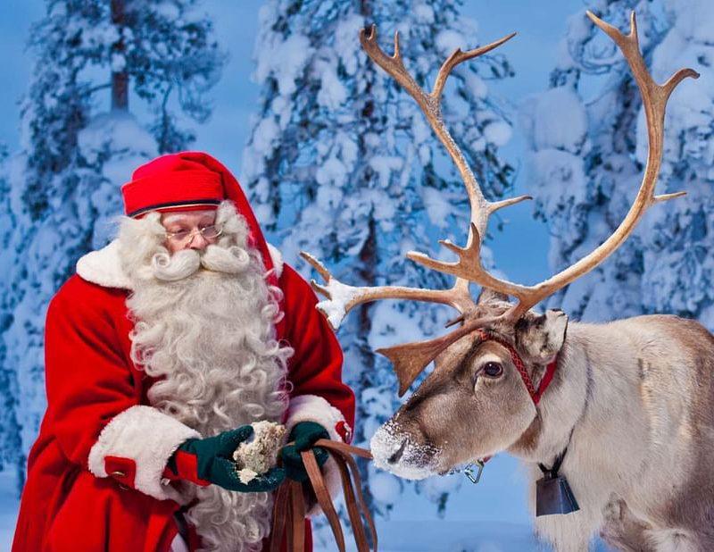 Lapland Trip to Santa Claus Arctic Village