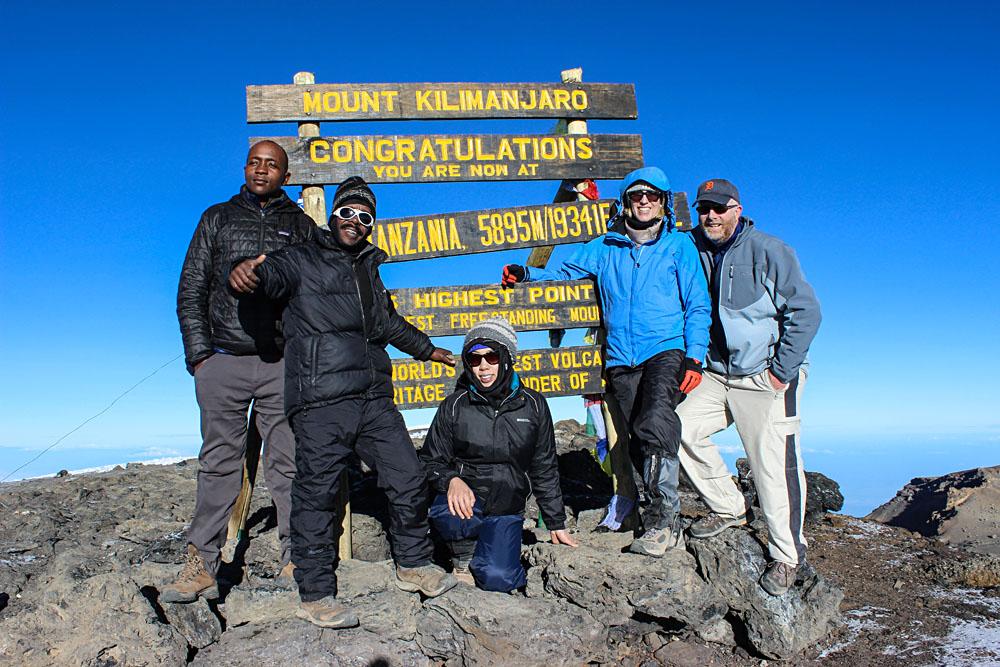 7-Day Machame Route Mount Kilimanjaro Trek in Tanzania