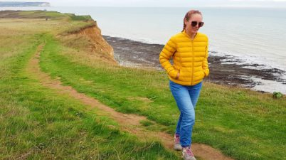 HH Women's Mono Material Insulator review_ Eco friendly insulated jacket