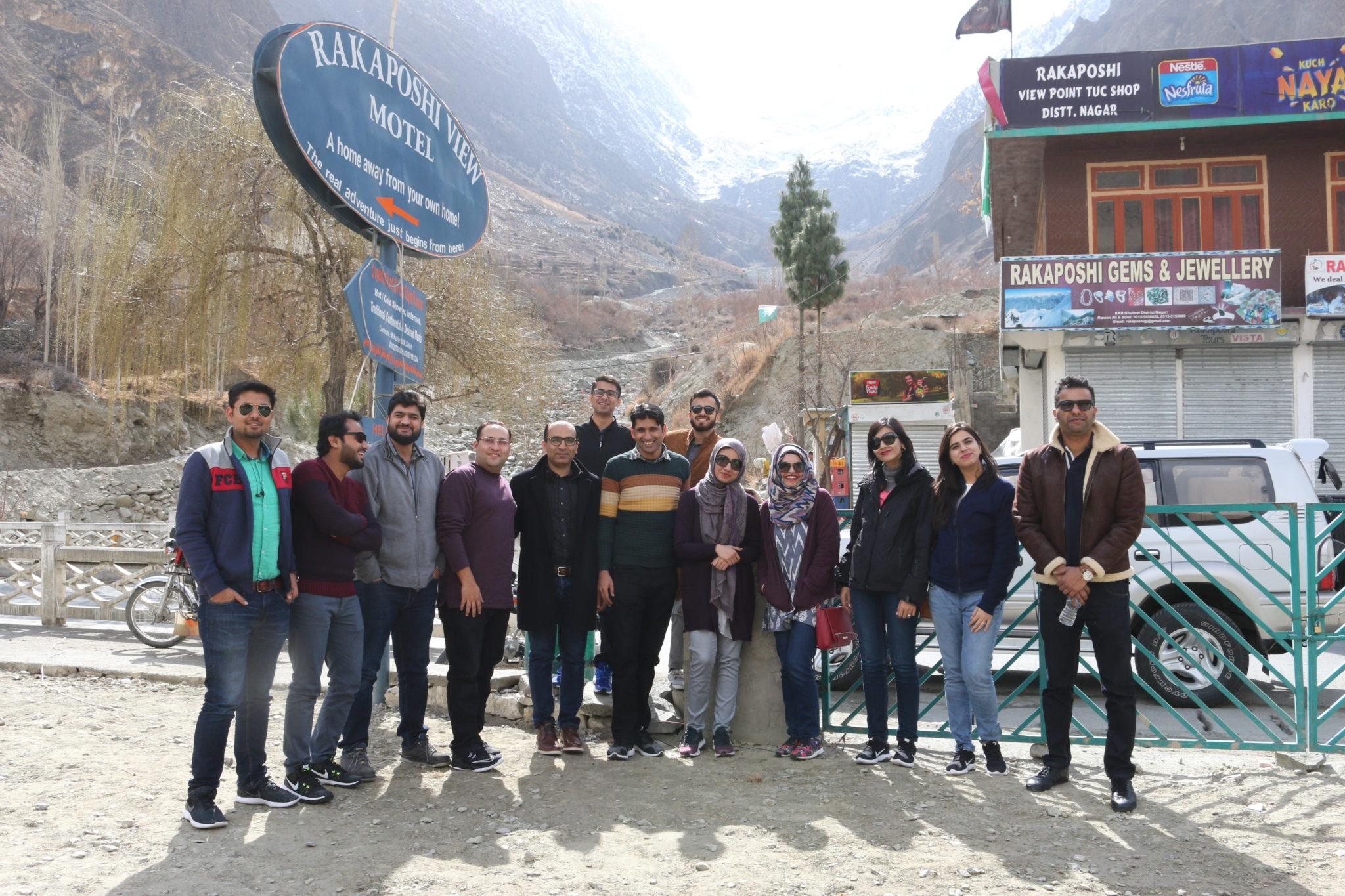 8 day best of Pakistan overlanding tour: Karakoram and Himalayas