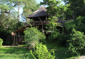 Boutique Malawi safari tents
