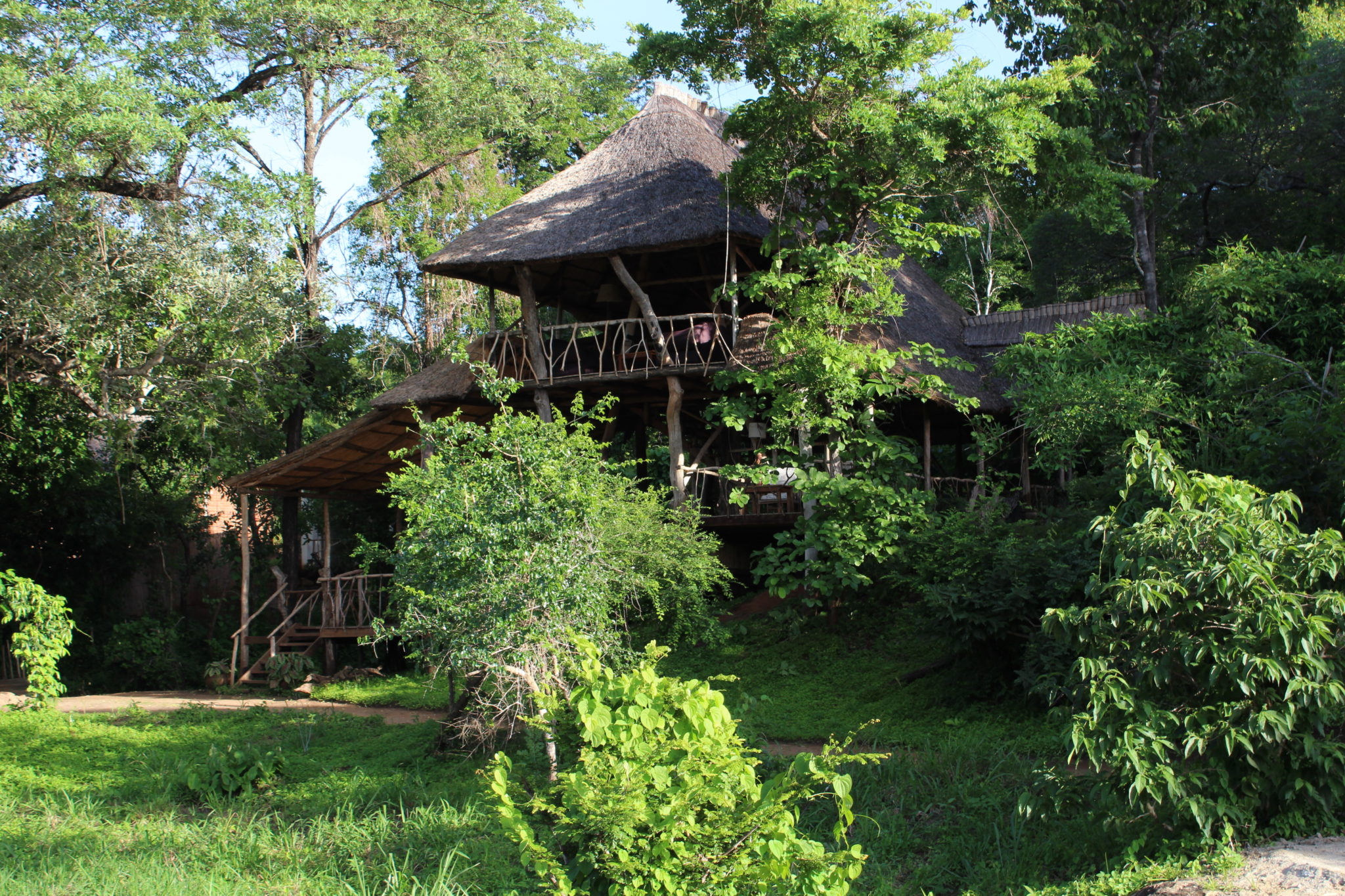 Boutique Malawi safari tents: Nkhotakota Wildlife Reserve