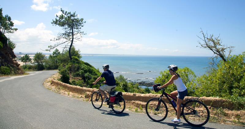 8 day Atlantic Coast self-guided ebike holiday in Portugal