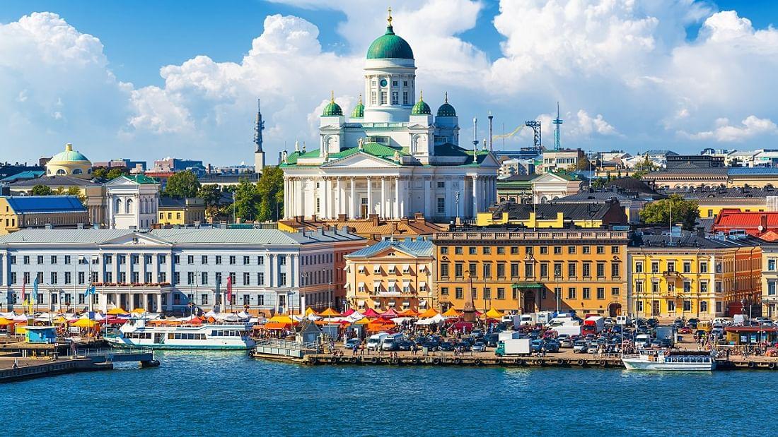 Best of Helsinki Walking Trip