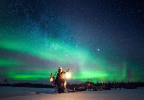 Lapland Reindeer Experience & Finland Northern Lights