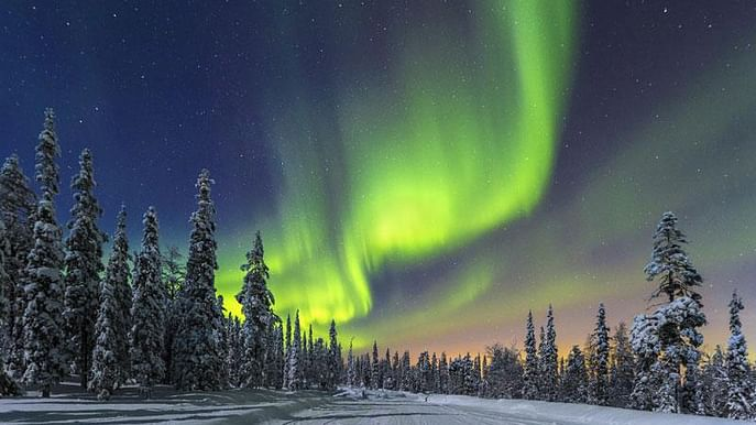 7 day multi activity Arctic adventure holiday in Lapland, Finland